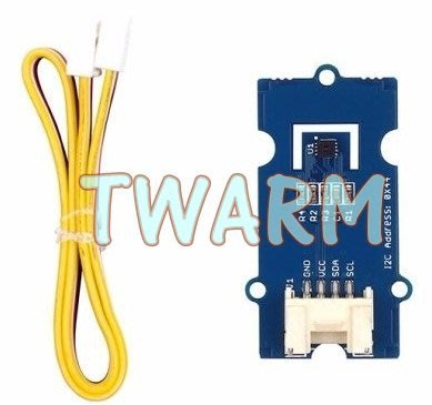 《德源科技》r)Grove Temperature&Humidity Sensor (SHT31)溫濕度傳感器
