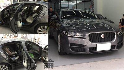 ☆久豆麻鉄☆ Jaguar XE 可用 (四門氣密) 隔音條 全車隔音套組 汽車隔音條 靜化論 公司貨
