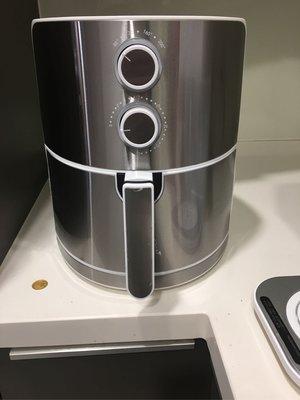 【日本Peconic】健康油切氣炸鍋(氣炸鍋 大量容 美型)