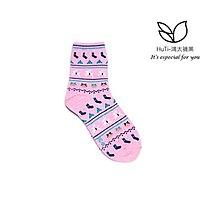 【3雙】S-SOCKs-HuTi-聖誕圖騰款-中長襪-短襪/棉襪/女襪/學生襪/可愛襪/聖誕襪/童襪/襪子/少女襪