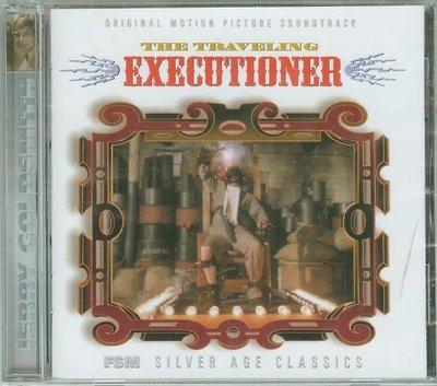 """""""行刑者 The Traveling Executioner""""-Jerry Goldsmith(92),全新美版"""