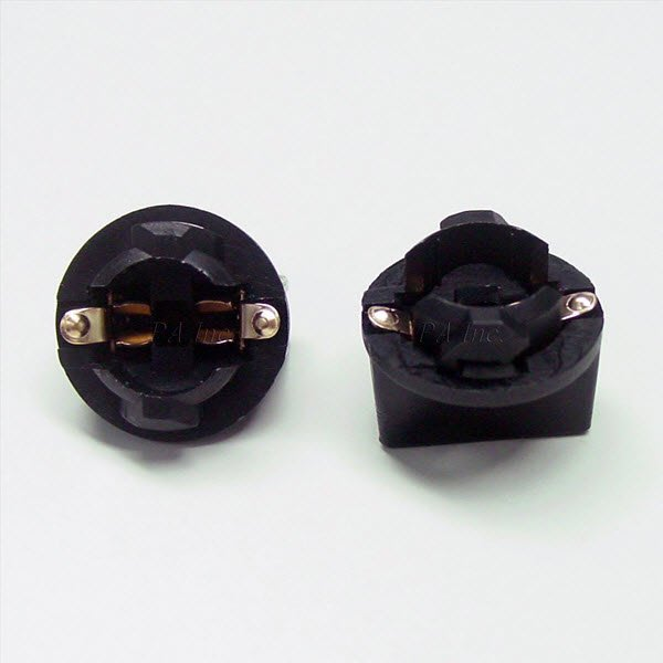 【PA LED】一組10入 T10 T15 儀錶板 室內燈 燈座 燈泡座 燈泡底座 LED 一般燈泡 通用