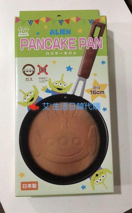 代購現貨  日本製三眼怪鬆餅煎鍋