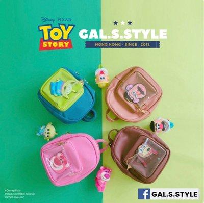 【正版正貨 】迪士尼 反斗奇兵 勞蘇 三眼仔 薯蛋頭先生 彈弓狗 Aliens Disney toy story 書包 4色 GAL.S.STYLE 迪士尼代購
