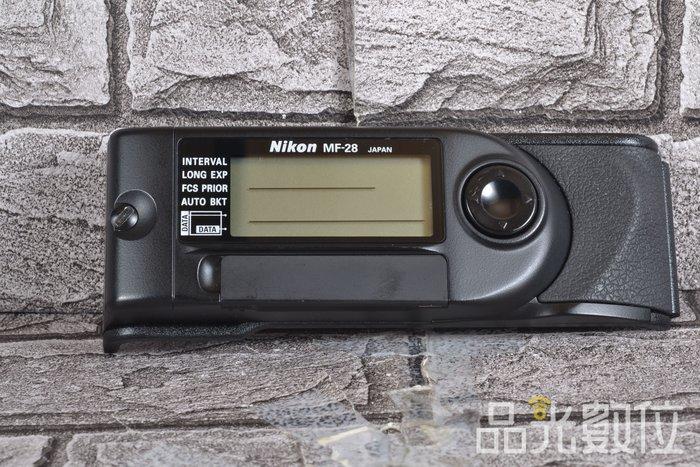 【品光數位】Nikon MF-28 日期機背 FOR F5 #80566