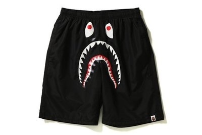 【日貨代購CITY】A BATHING APE BAPE SHARK BEACH PANTS M 鯊魚 短褲 3色 現貨