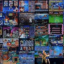 大型電玩街機 4799款遊戲 潘朵拉 月光寶盒  17吋 落地型遊戲機台遊戲機生日禮物快打旋風格鬥天王