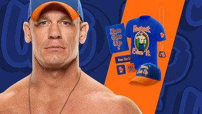 ☆阿Su倉庫☆WWE摔角 John Cena Respect Earn It T-Shirt CENA贏得尊敬最新款
