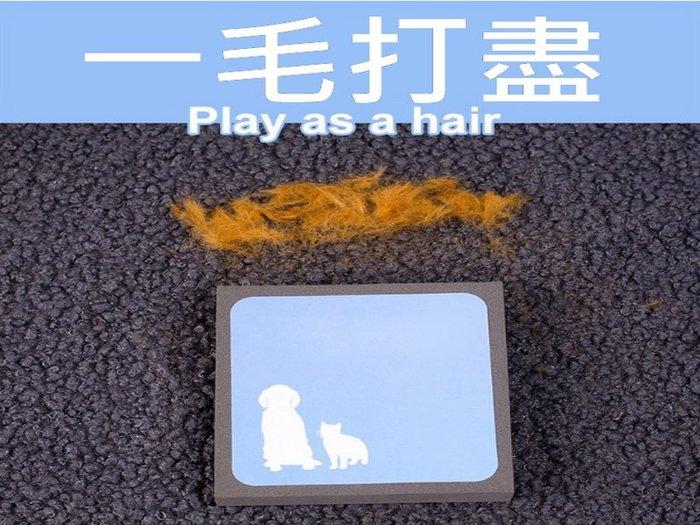 一毛打盡 寵物除毛刷 除毛方塊 除毛刷 除毛器 刷毛器 寵物除毛磚