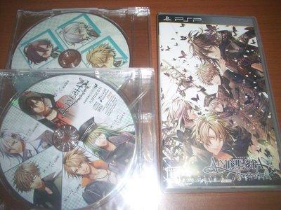 全新 PSP 精靈情緣 / AMNESIA / 失憶症 CROWD ~含全新雙特典
