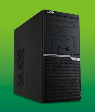@電子街3C 特賣會@全新Acer Veriton M4660G 商用桌上型電腦(i3-8100/8G/1TB/無OS)