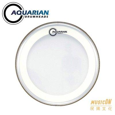 【民揚樂器】爵士鼓鼓皮 13'' AQUARIAN Super2 熱銷款