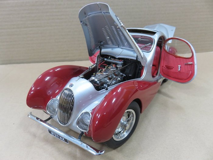 =Mr. MONK= CMC Talbot Lago Coupe T150 C-SS 1937-39
