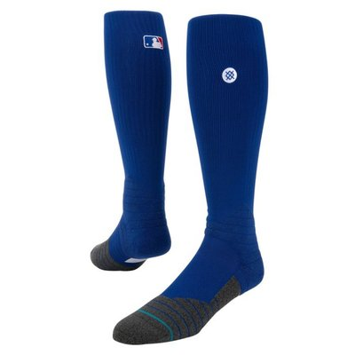 STANCE MLB On Field DIAMOND PRO OTC 藍色職業棒球襪 專業運動襪 襪子L號 美國大聯盟