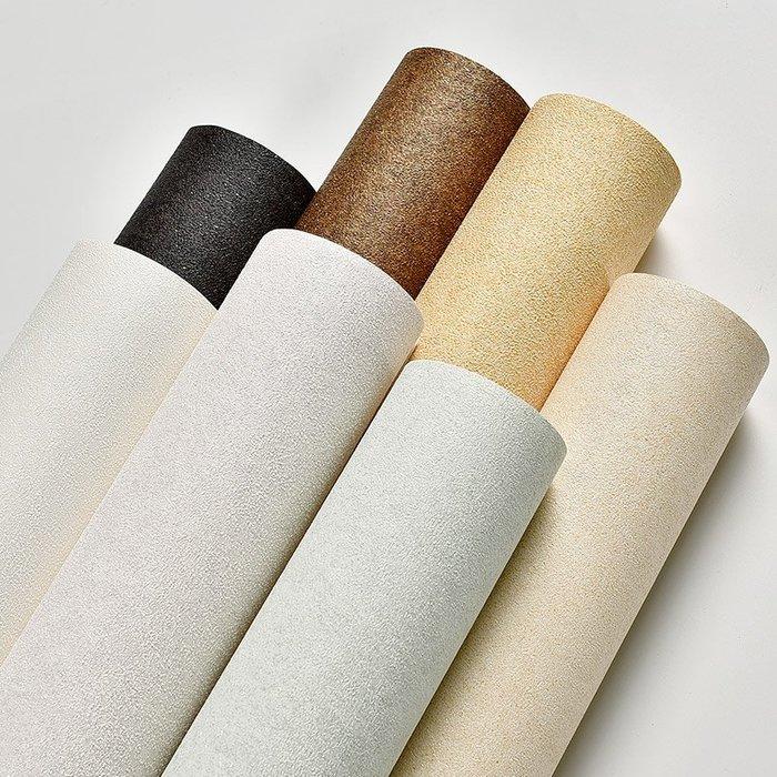 預售款-LKQJD-硅藻泥砂巖簡約純色素色墻紙3d臥室客廳電視背景墻壁紙防水可擦洗