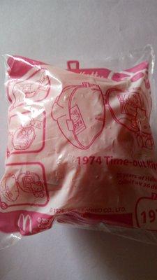 McDonald 麥當勞 Hello Kitty 35周年蘋果公仔 - 1974 (包平郵)
