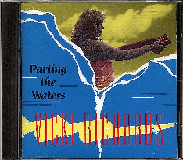 【塵封音樂盒】Vicki Richards - Parting the Waters