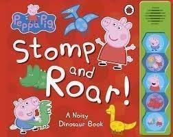 全新Peppa Pig: Stomp and Roar! (硬頁音效書)