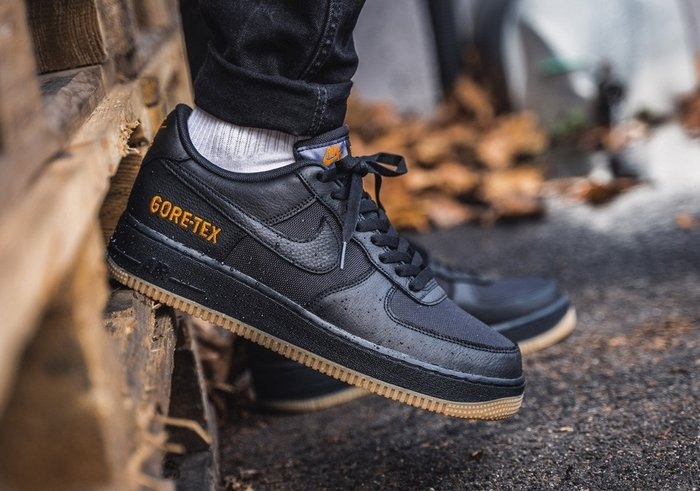 ➕sneakersplus➕NIKE Air Force 1 GTX Gore-tex 黑男 防水 CK2630-001
