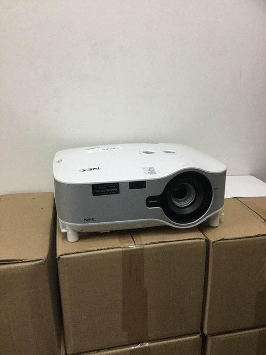 ☆手機寶藏點☆ NEC NP2000 大型投影機
