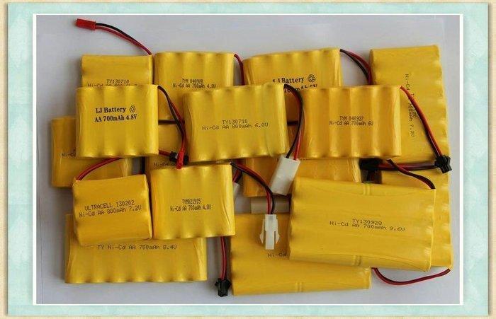 小乖乖123PAPI百貨遙控車電池  4.8V 電池700maH另有 700MAH  1000MAH 4500MAH