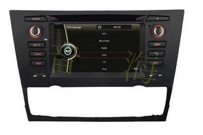 BMW e90音響 320i 328i 330i 汽車音響 含導航 倒車鏡頭 BMW 音響主機 DVD主機 E90 E 91 E92 E93