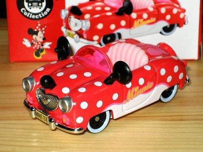 TOMICA (DISNEY) 米妮禮車 (紅)