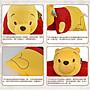 【開幕特惠!!!】迪士尼正品 小熊維尼 維尼熊方型抱枕 午睡枕 靠墊 42cm     絨毛玩偶 毛絨玩具 聖誕禮物