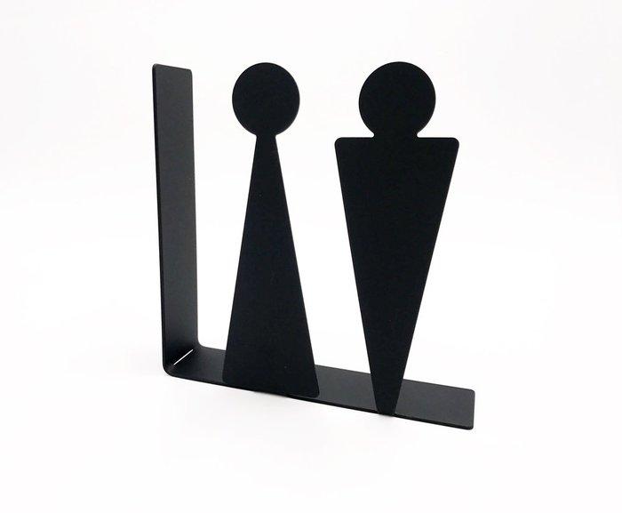 *設計款*L型不鏽鋼廁所標示牌、化妝室掛牌、衛生間吊牌、洗手間標示牌