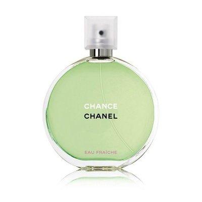 CHANEL CHANCE 綠色氣息 航空限量版女性淡香水 100ml【特價】§異國精品§