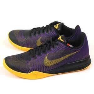 NIKE KOBE MENTALITY II EP Kobe Bryant 紫黃黑 籃球鞋 818953-501
