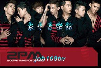 【象牙音樂】韓國人氣團體--  2PM 2nd Single - 2:00PM Time For Change