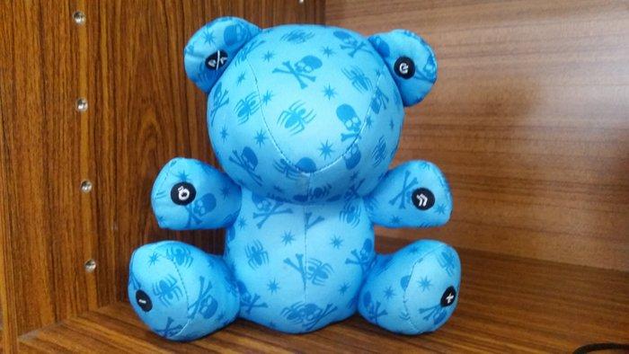 宏品二手傢俱館~家具拍賣~X5-1226-8*藍色小熊娃娃/小家電.廚房器具.鍋碗瓢盆.各式器具大特價*