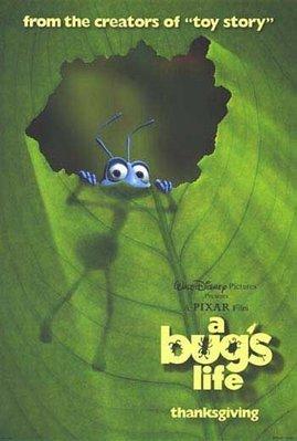 蟲蟲危機-A Bug's Life(1998)原版電影海報
