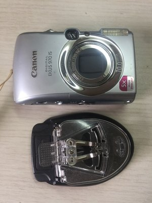 Canon 970IS 1000萬象素相機