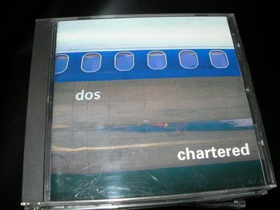 OK  小室哲哉dos-CHARTERED專機 made in japan 日本版