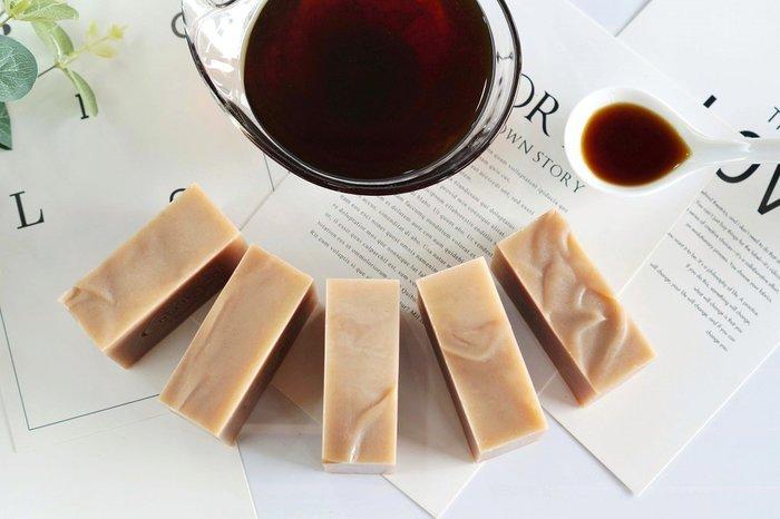 女王天然手工皂「黑芝麻茶花-調理養髮皂」  手工肥皂 洗髮皂