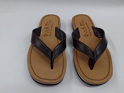 【鞋里】HIGH CLASS 台灣製 MIT 復古拖鞋 男款 夾腳拖/夾大拇指拖(共三款) 三層厚度 ~人字拖鞋~