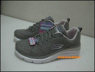 【喬治城】SKECHERS 女款 健走系列 慢跑鞋 運動鞋  灰白 12719GYLV 特價2190元
