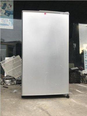 舊機回收可折現金*高雄屏東萬丹電器醫生 中古二手 105公升三洋單門冰箱 自取價3300元