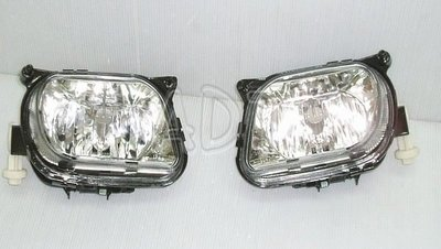 ~~ADT.車燈.車材~~BENZ賓士 W210 95~98 晶鑽霧燈一組2500
