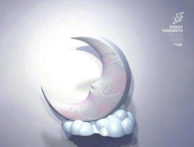 Artlife @ Yoskay Yamamoto 山本源 Apportfolio Buoyant Moon 沉睡的月亮