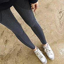 NANAS 【S1061】好好穿~chic韓國超彈力豎紋提臀收腹顯內搭褲 特價 現貨/預購