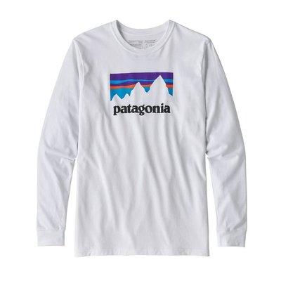 【Shopa】Patagonia Shop Sticker Responsibili-Tee Logo 長TEE T恤