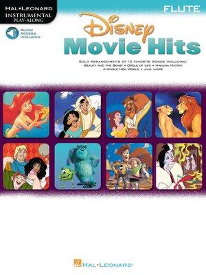 【599免運費】Disney Movie Hits for Flute / HL00841420
