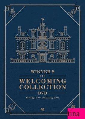 Winner's Welcoming韓版DVD [Good Bye 2014 - Welcoming 2015] 一般版