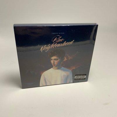 全新現貨豪華版 戳爺 特洛伊 Troye sivan Blue Neighbourhood CD 精美盒裝