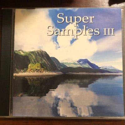 *愛樂熊貓*1998首版TIS&TOP MUSIC天碟發燒精選名盤Super Samples 3示範天碟終結者 3