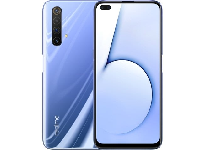 (台中手機GO)realme X50 (8GB/128GB)全速電競模式