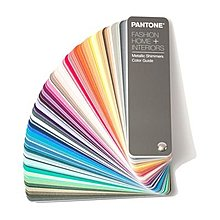 PANTONE 彩通 FHIP310N 閃光金屬色指南 [FHI Metallic Shimmers Color Guide]